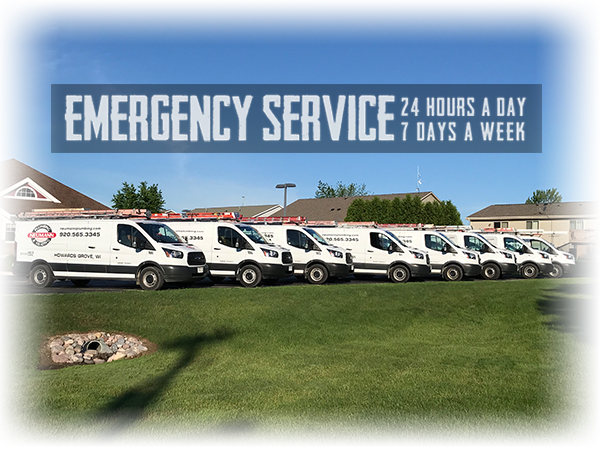 Neumann Plumbing & Heating Fleet